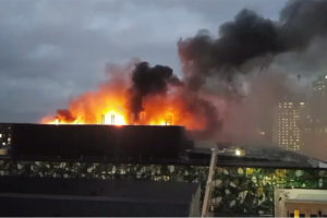 Fletcher takes back NZICC site following fire