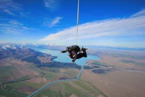 Skydive Auckland to host 2021 national comp