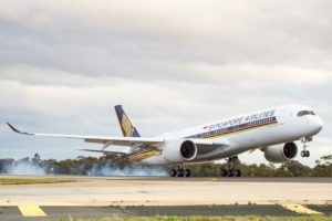 Singapore Airlines restarts Akl, Chch passenger flights