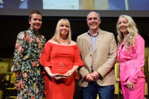 ATEED's Go with Tourism recognised at EDNZ awards