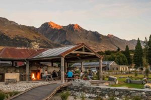 Camp Glenorchy: 'Light tourism' is the way forward