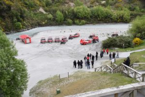 Watch: Shotover, Dart river jet boats named in ceremony