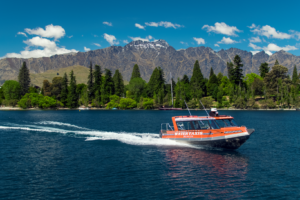 ORC to present case for Queenstown ferry as Go Orange bows out
