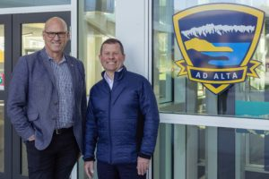 Queenstown Airport teams up with Wakatipu High School Foundation