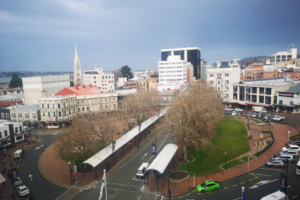 Dunedin trials the Octagon Experience for summer events