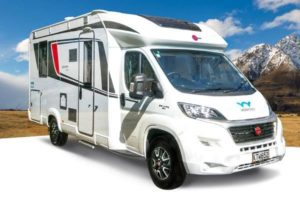 Becker bought out of Wilderness Motorhomes and SmartRV