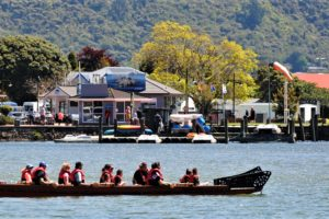 New waka experience to launch on Lake Rotorua