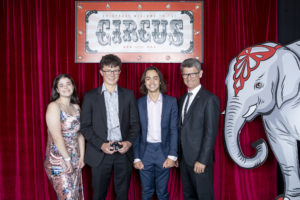 Students' responsible camping product wins inaugural tourism award