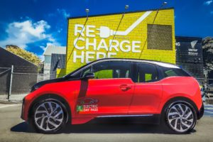 Europcar NZ extends EV initiative across major airports