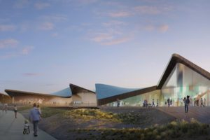 Napier sets sights on new $77.5m National Aquarium