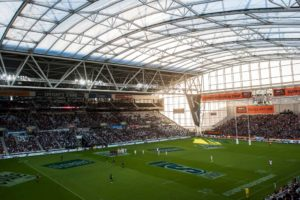Dunedin, Hamilton score 2020 All Blacks' matches