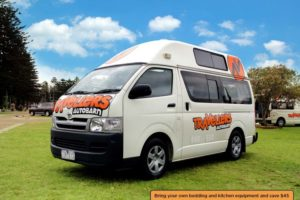 Travellers Autobarn partners with tourism operators