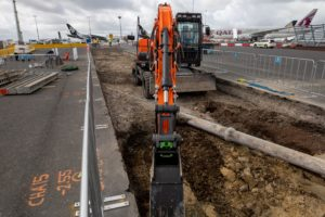 New pipeline fuels development at Auckland Airport