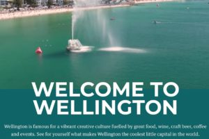 WellingtonNZ launches story-telling website in 'world first'