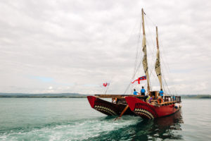 Govt promises further support as Tuia 250 voyage comes to an end