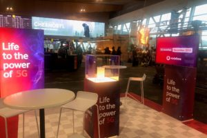Wellington Airport offers travellers 5G experience