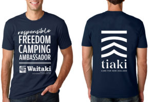 Waitaki adds freedom camping ambassadors for summer