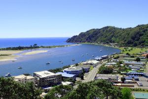 "Whakatāne launches cheeky ""sunniest place in the world"" campaign"