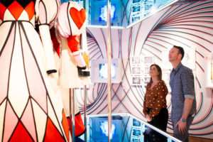 Wonderland opens at Te Papa