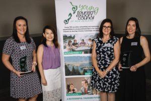 YoungTEC award winners, TECNZ life member announced