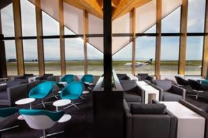 Air NZ debuts new regional lounge at Nelson Airport