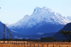 Mt Earnslaw fall victim named