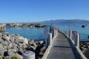 Govt invests $11m in Kaikōura marina
