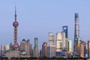 Shanghai centre of attention for Air NZ China strategy