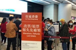 Coronavirus hits wider Asian market as cancellations continue