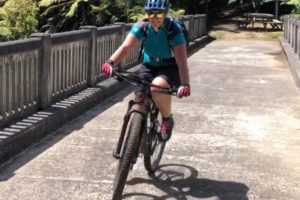 Buy Side/Sell Side: Mountains to Sea Cycle Trail's Lynley Twyman
