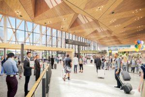 Auckland Airport reveals $1.2bn revamp, flat interims