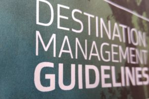 MBIE unveils destination management guidelines