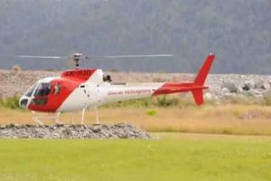 Popular tourist heliport first to achieve new CAA accreditation