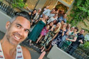 Lowdown on the Lockdown… Day 1: Auckland Zoo's Adam Taylor-Eruera