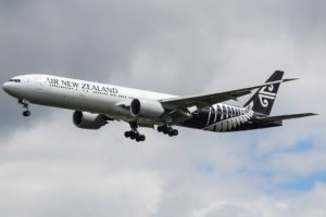 Air NZ makes repatriation flight to Tonga