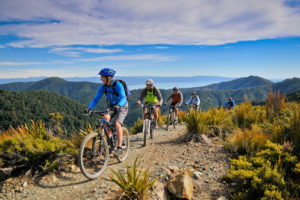 Regions shut mountain bike trails