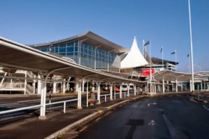 Auckland Airport passengers plummet 98% in April
