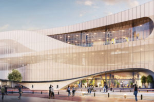 Work to restart on Wellington convention centre