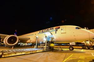 South American repatriation flight lands