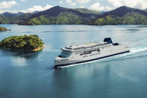 KiwiRail's new ferries will have triple capacity of current vessels