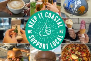 West Coast says 'keep it coastal, support local'
