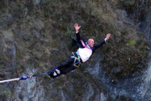 Bungy NZ, Jim Boult jumpstart Queenstown tourism