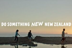 TNZ launches 'Do Something New, New Zealand'