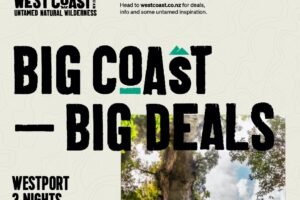 West Coast launches 'Big Coast – Big Deals' campaign