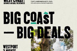 West Coast launches 'Big Coast – Big Deals' campaign