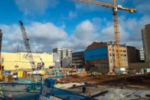 $179m Wellington convention centre ahead of schedule despite Covid-19