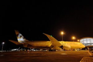 Etihad lands in NZ for the first time to repatriate Kiwis