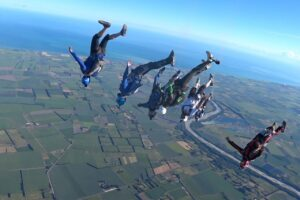 GCH Aviation, Skydiving Kiwis partner in jump site expansion