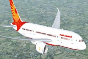 First Air India repatriation flight arrives