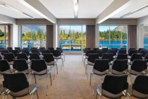 Queenstown hotel welcomes first Covid era conference